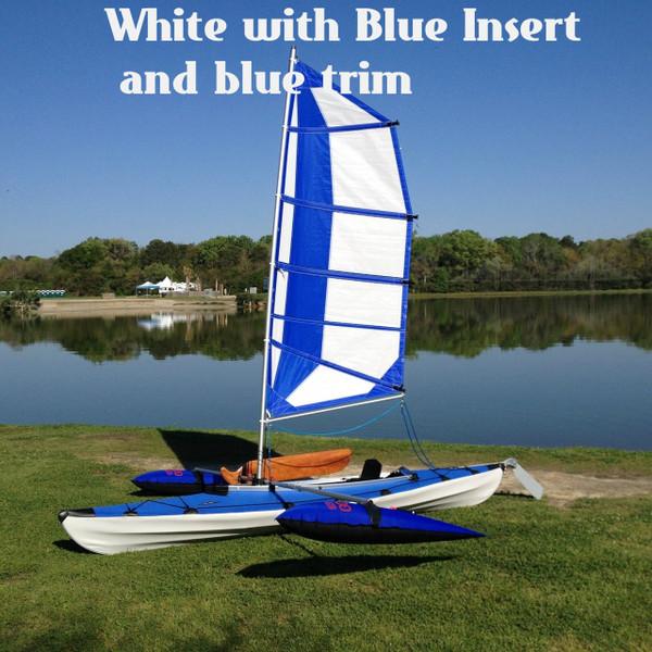 32'   kayak sailing rig