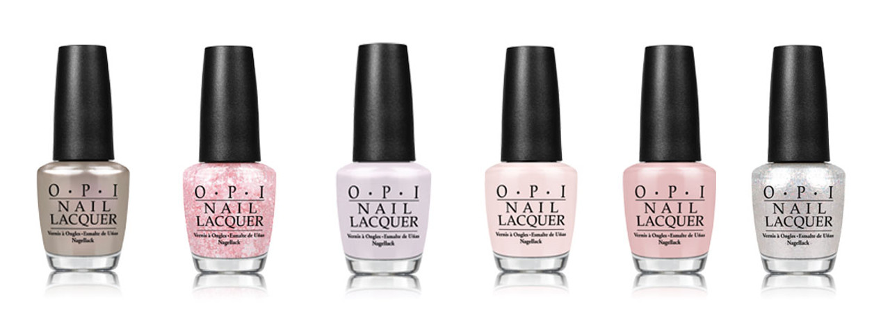 OPI Nail Lacquer Collection - Soft Shades - Westside Beauty