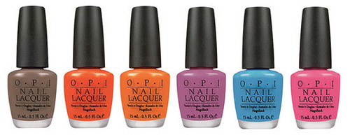 OPI Brights Collection