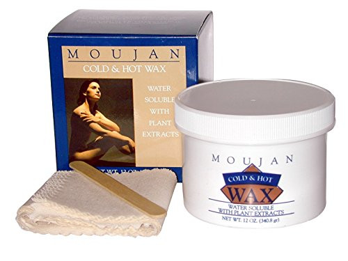 Moujan Cold and Hot Wax Kit