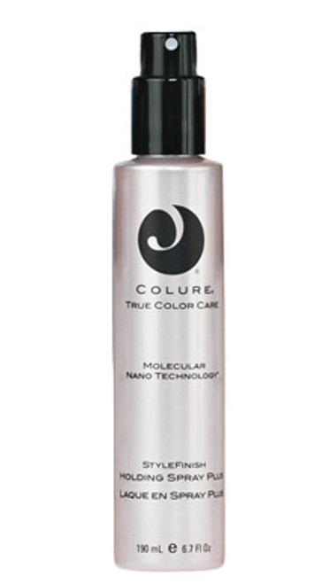 Colure ShineFinish Holding Spray
