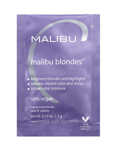 Malibu C Blonde Wellness Remedy Treatment