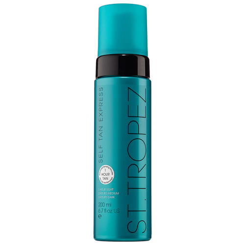 St Tropez Self Tan Express Advanced Bronzing Mousse