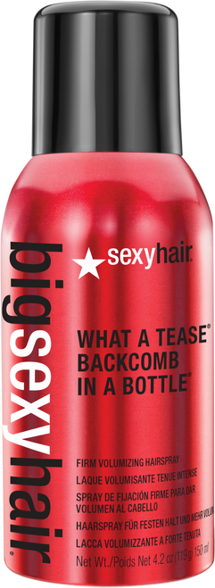 Big Sexy Hair What A Tease Backcomb In A Bottle