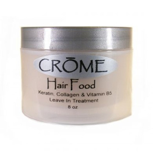 Crome Hair Food Leave-in Hair Repair Treatment