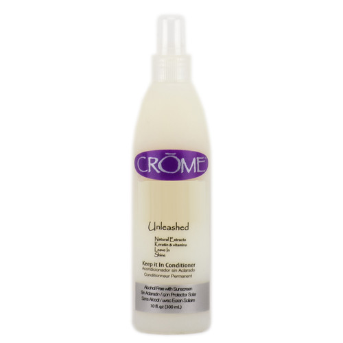 Crome Unleashed Leave-In Detangler