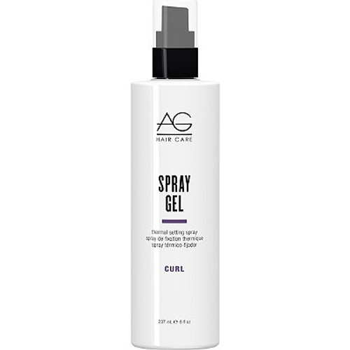 AG Curl Spray Gel Thermal Setting Spray