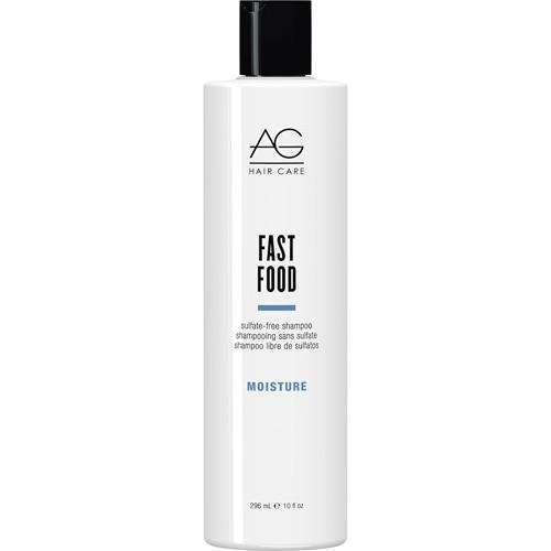 AG Moisture Fast Food Sulfate-Free Shampoo