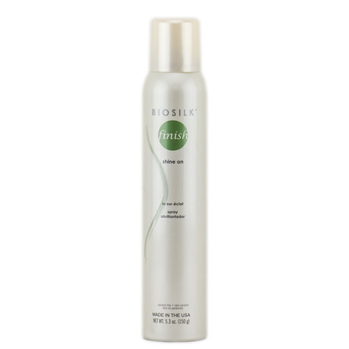 Biosilk Silk Therapy Shine On Hairspray