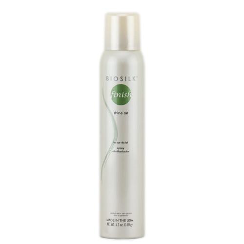 Biosilk Silk Therapy Shine On Hairspray