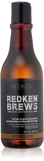 Redken Brews For Men Clean Brew Extra Clean Shampoo