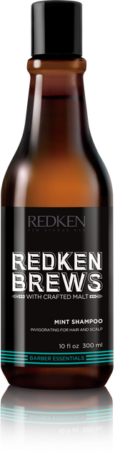 Redken Brews For Men Mint Shampoo