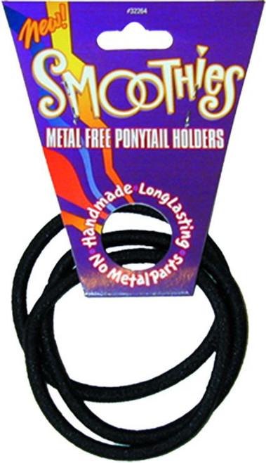 Smoothies Classic Metal Free Pony Elastics
