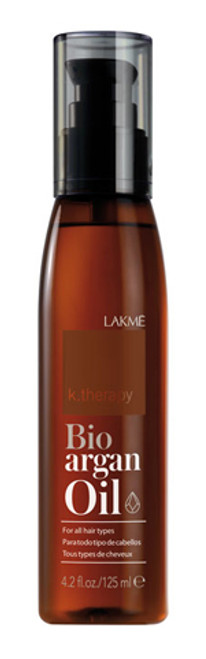 Lakme K.Therapy Bio Argan Oil Dry Treatment Oil