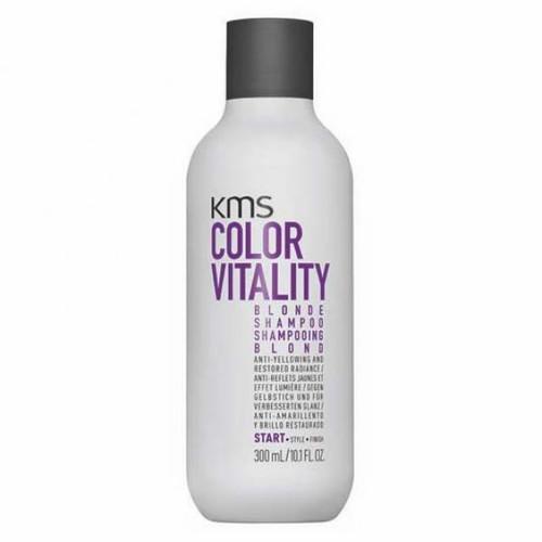 KMS Color Vitality Blonde Shampoo
