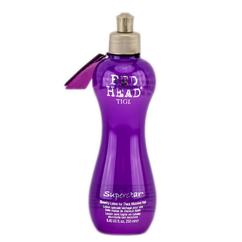 TIGI Bed Head Superstar Thermal Blow Dry Thickening Lotion