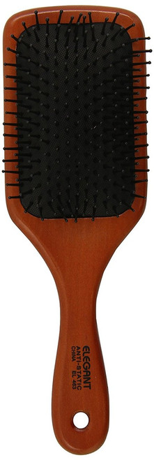 Elegant Anti Static Large Paddle Pin Brush