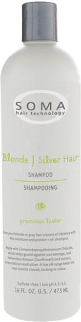 Soma Blonde Silver Toning Shampoo