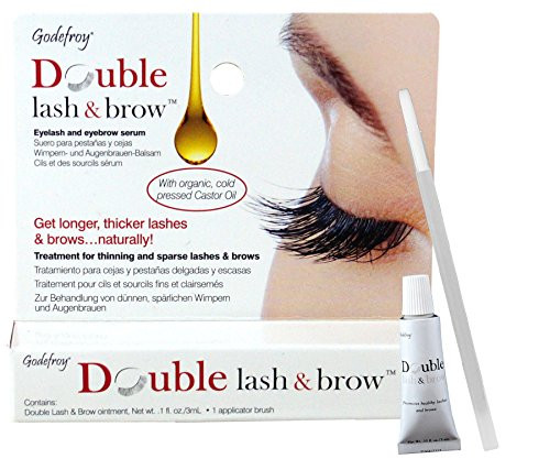 Godefroy Double Lash and Brow