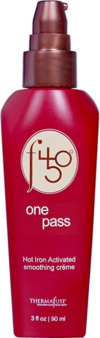 Thermafuse F450 One Pass Hot Iron Activated Smoothing Crème