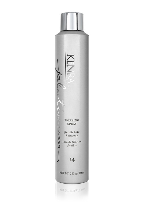 Kenra Platinum Working Spray 14 Flexible Hold Hairspray