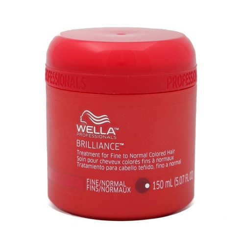 Wella Brilliance Treatment for Fine to Normal Hair