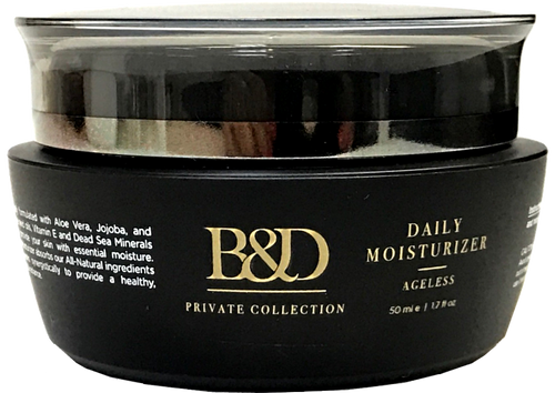 B&D Private Collection Daily Moisturizer Ageless Treatment