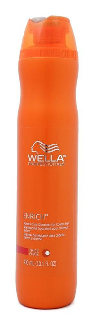 Wella Enrich Moisturizing Shampoo for Coarse Hair