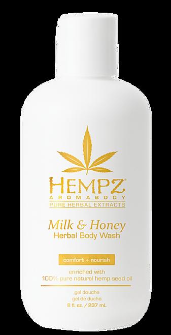 Hempz Milk & Honey Aromabody Herbal Body Wash