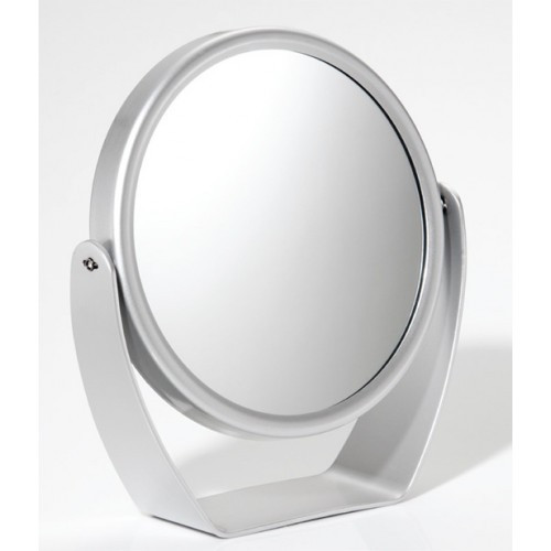 Brandon Femme 7X Magnification & Normal Chrome Vanity Mirror 5""