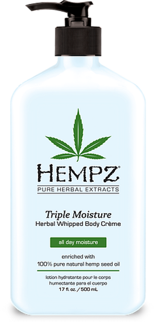Hempz Whipped Triple Moisture Body Cr̬me