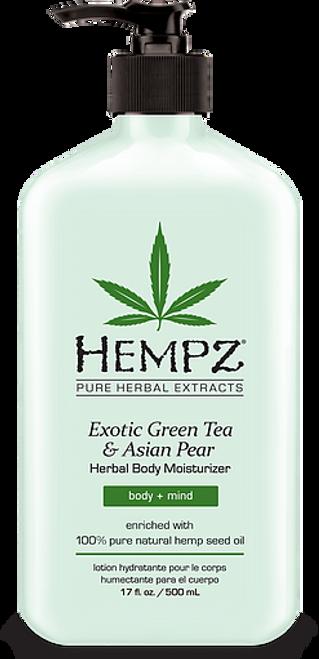 Hempz Exotic Green Tea and Asian Pear Herbal Body Moisturizer
