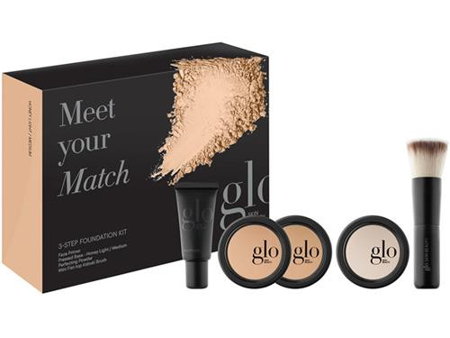 glo Skin Beauty Meet Your Match Foundation Kit