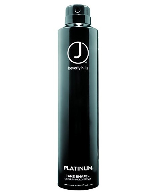 J Beverly Hills Take Shape Medium Hold Spray