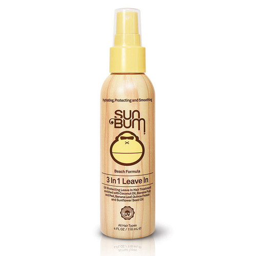 Sun Bum Beach Formula 3 in 1 Leave In