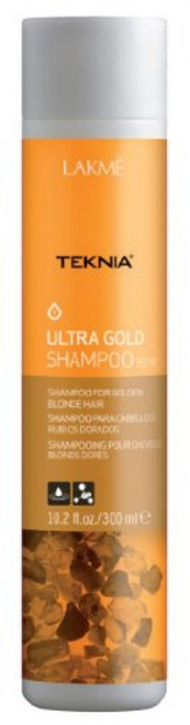 lakme teknia ultra gold shampoo