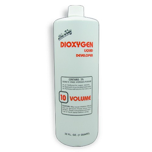 Dioxygen 10 Volume Liquid Developer