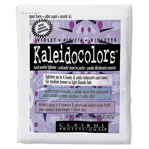 kaleidocolors violet lightener