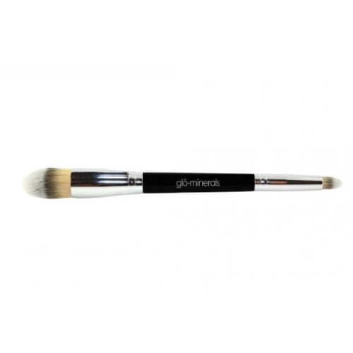 gloMinerals Dual Foundation Camouflage Brush