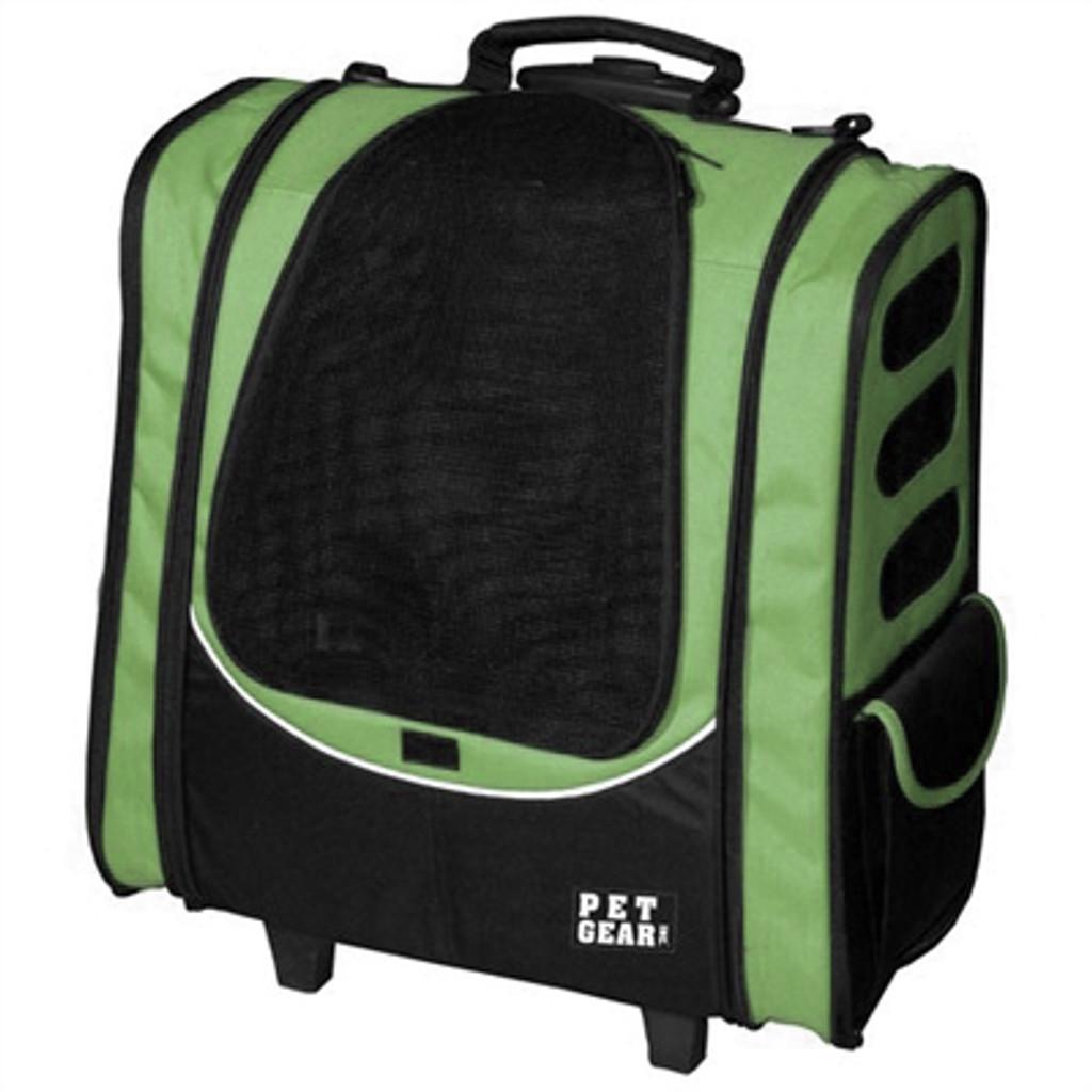 Pet Gear I-GO2 Escort Roller-Backpack - Sage