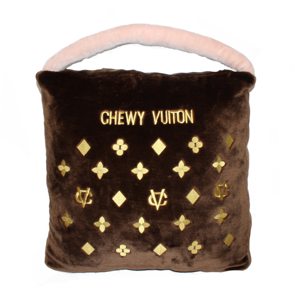 Chewy Vuiton Dog Bed