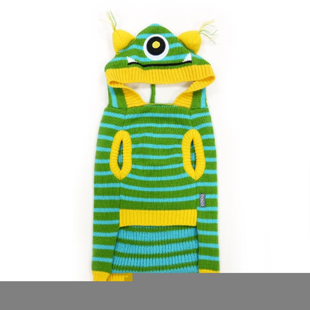 One Eye Monster Sweater