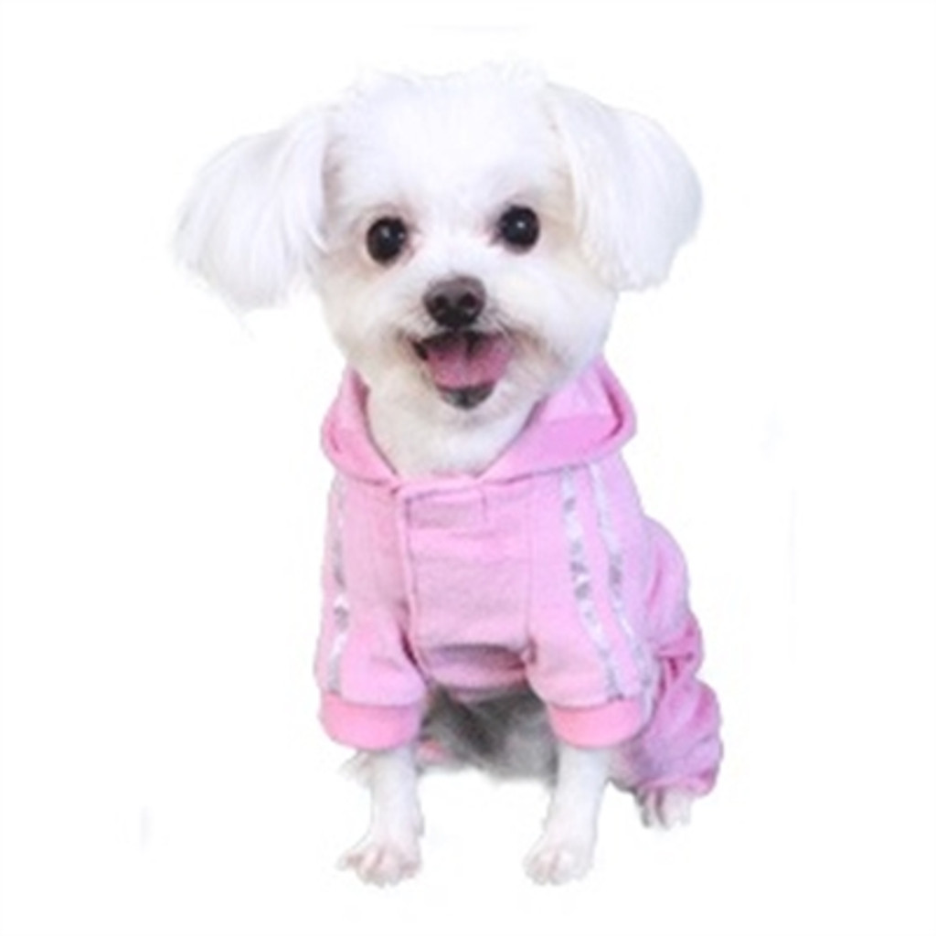 Teddy Jumper - Pink