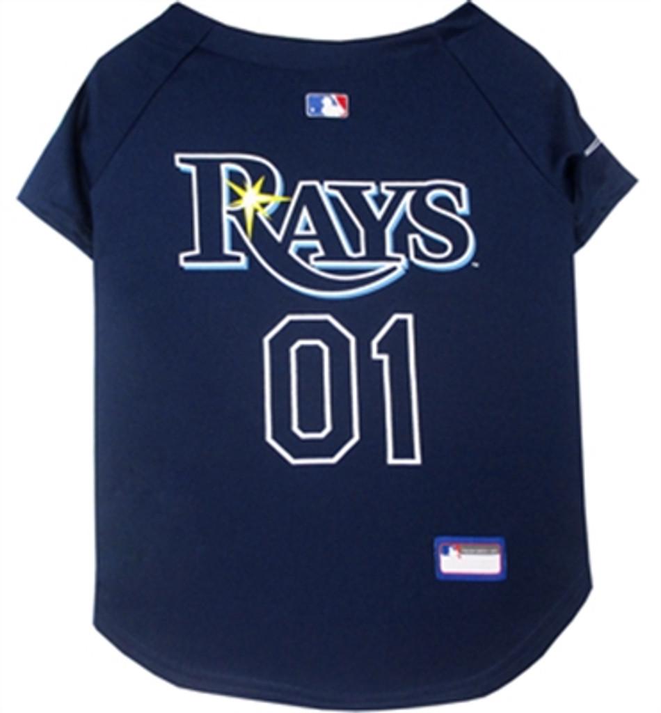 Tampa Bay Rays Dog Jersey