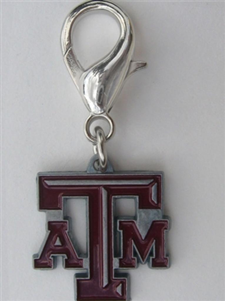 NCAA Licensed Team Charm - Texas A & M