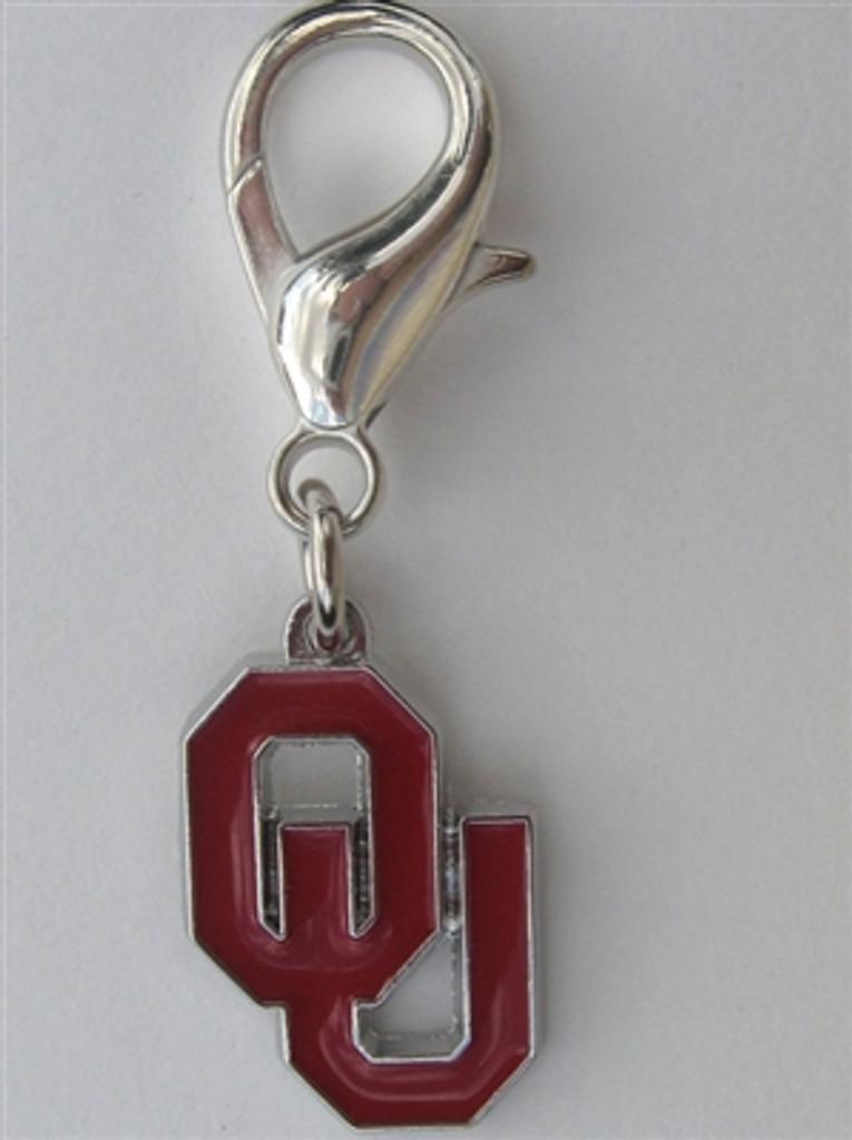 NCAA Licensed Team Charm - Oklahoma University Sooners
