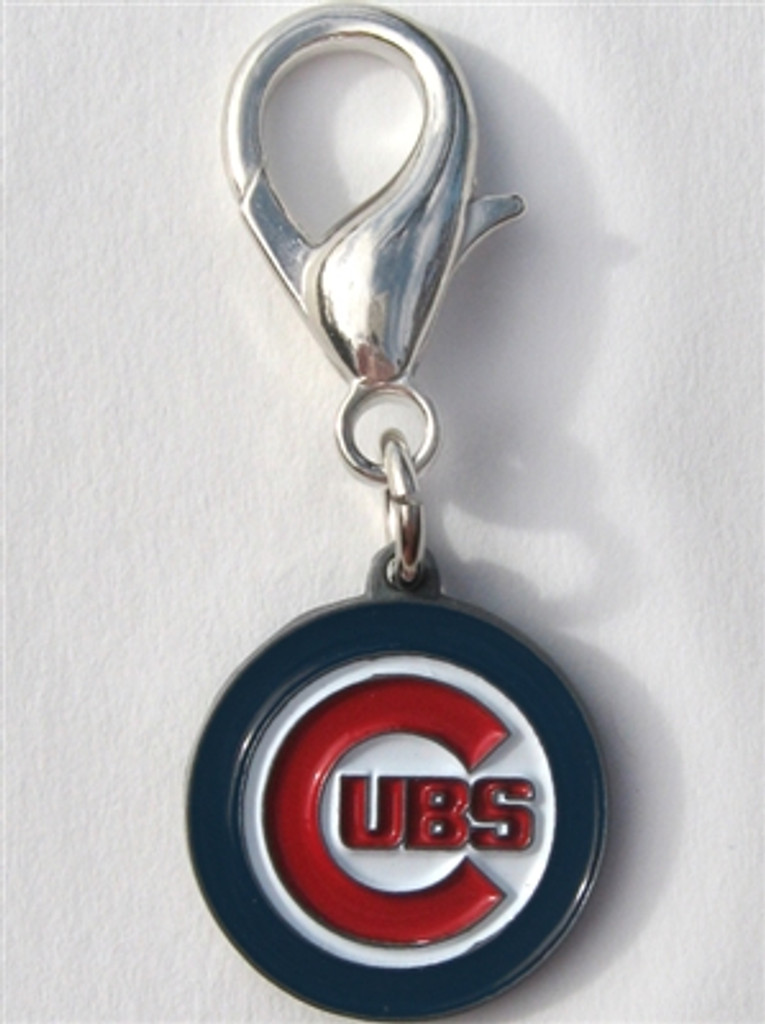 MLB™ Licensed Chicago Cubs Logo Collar Charm