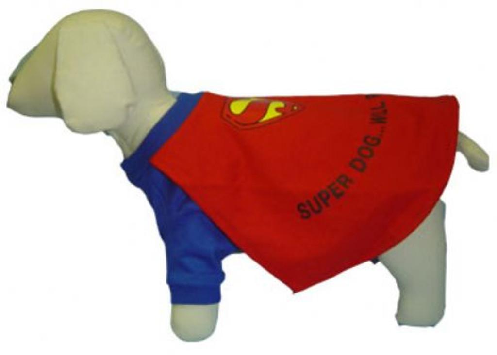 Super-Dog Costume