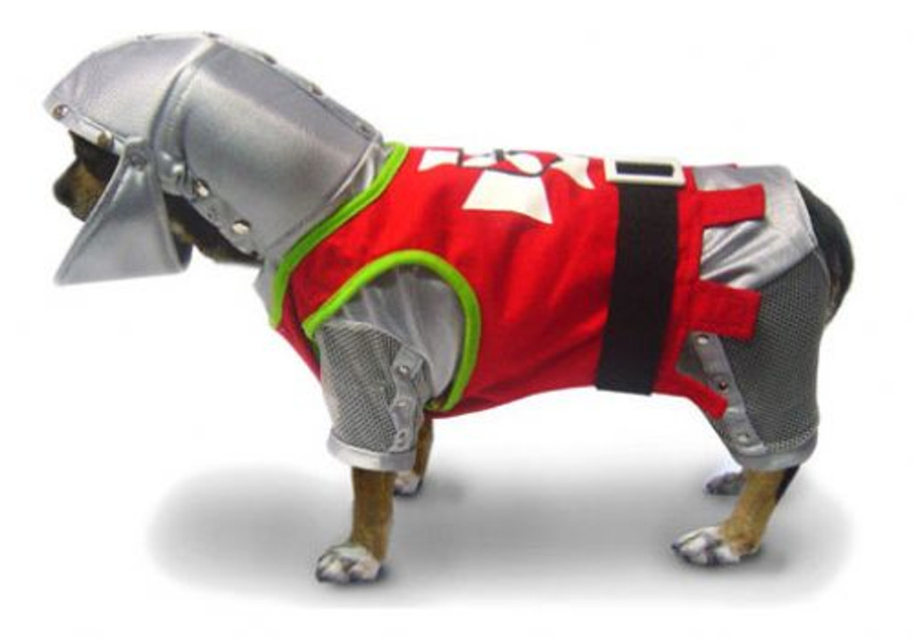 Sir Barks-A-Lot Costume