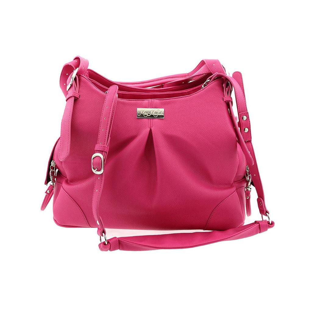 Mia Michele - Pink Yarrow Carry Bag